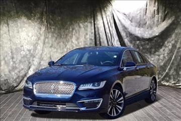 2017 Lincoln MKZ Hybrid for sale in Michigan City, IN