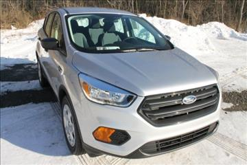 2017 Ford Escape for sale in Michigan City, IN