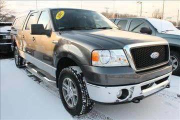 2007 Ford F-150 for sale in Michigan City, IN
