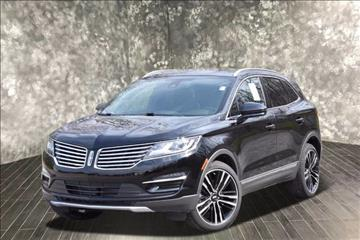 2017 Lincoln MKC for sale in Michigan City, IN