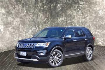 2017 Ford Explorer for sale in Michigan City, IN