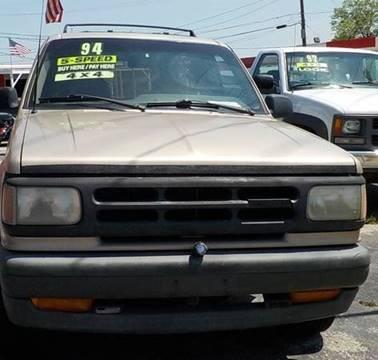 1994 Mazda Navajo for sale in Tulsa, OK