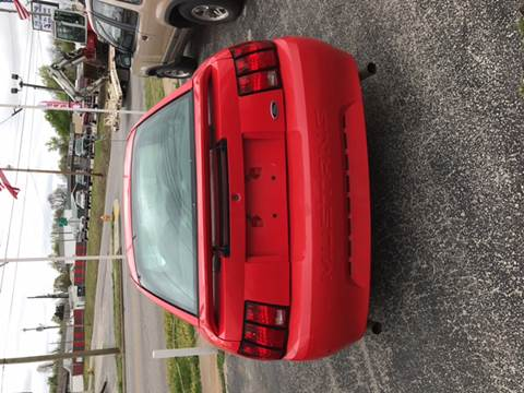 2000 Ford Mustang for sale in Tulsa, OK