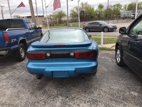 1999 Pontiac Firebird for sale in Tulsa, OK
