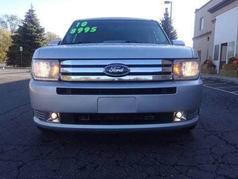 2010 Ford Flex for sale in Wayne, MI