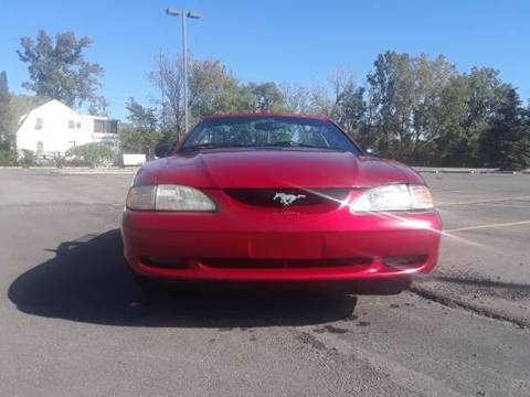 1994 Ford Mustang for sale in Wayne, MI