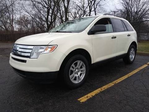 2007 Ford Edge For Sale >> Used 2007 Ford Edge For Sale In Michigan Carsforsale Com