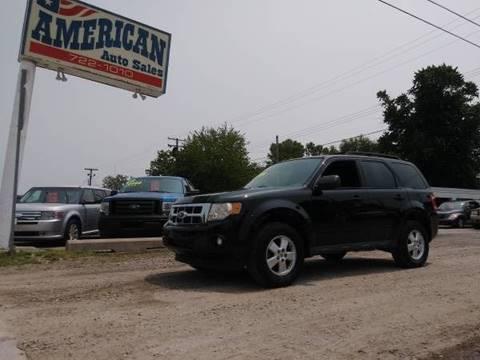 2010 Ford Escape for sale in Wayne, MI