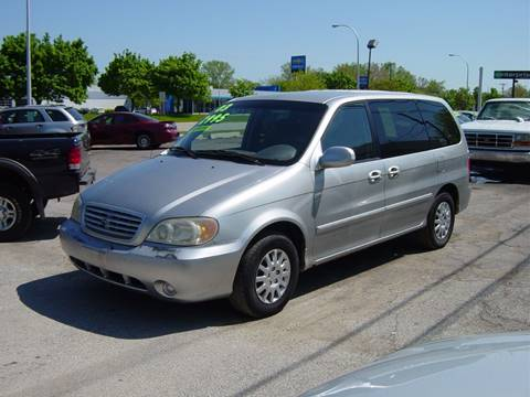 2003 Kia Sedona for sale in Wayne, MI