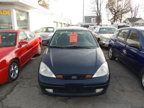 2001 Ford Focus for sale in Wayne, MI