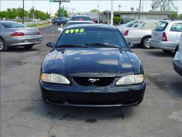 1997 Ford Mustang for sale in Wayne, MI
