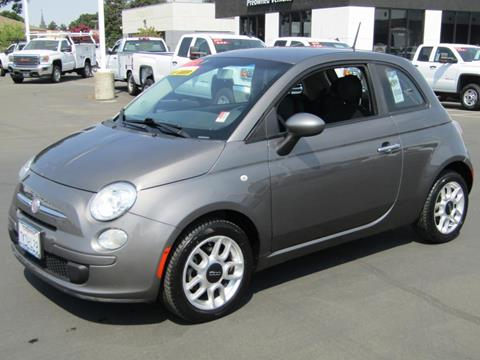 2013 FIAT 500 for sale in Yuba City, CA