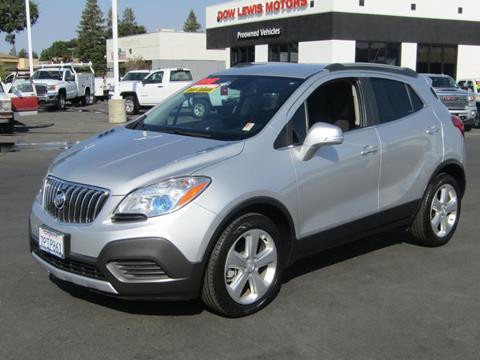 2015 Buick Encore for sale in Yuba City, CA