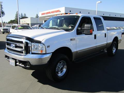 2000 Ford F-250 Super Duty for sale in Yuba City, CA