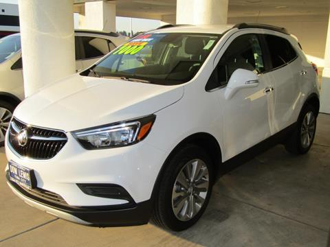 2018 Buick Encore Preferred for sale at Dow Lewis Motors in Yuba City CA