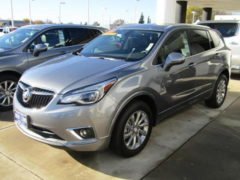 2019 Buick Envision Essence for sale at Dow Lewis Motors in Yuba City CA