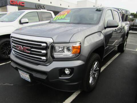 2018 GMC Canyon for sale in Yuba City, CA