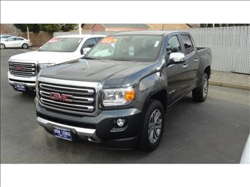 2016 GMC Canyon for sale in Yuba City, CA