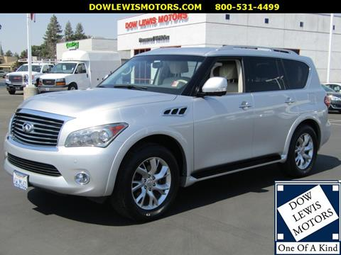 2013 Infiniti QX56 for sale in Yuba City, CA