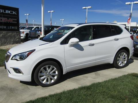 2017 Buick Envision for sale in Yuba City, CA