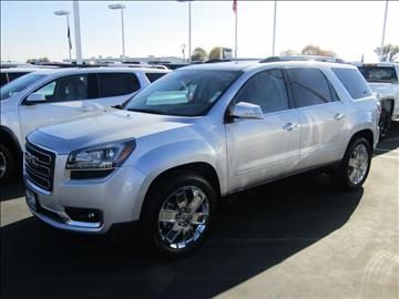 2017 GMC Acadia Limited for sale in Yuba City, CA