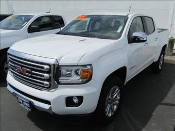 2017 GMC Canyon for sale in Yuba City, CA