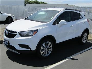 2017 Buick Encore for sale in Yuba City, CA