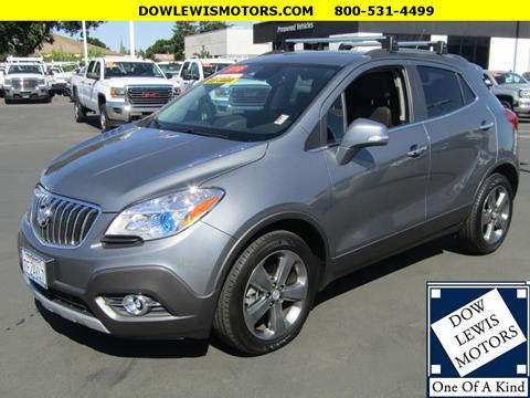 2014 Buick Encore for sale in Yuba City, CA