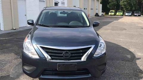 2016 Nissan Versa for sale in Lakewood NJ
