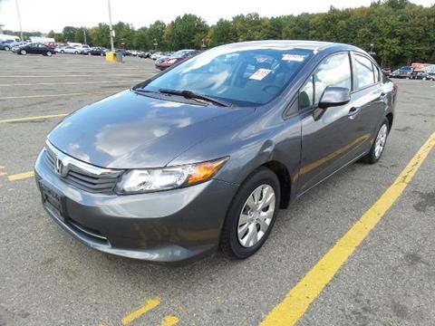 2012 Honda Civic for sale in Lakewood NJ