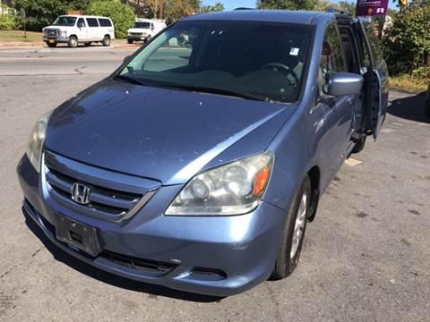 2006 Honda Odyssey for sale in Methuen, MA