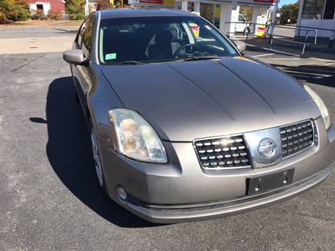 2005 Nissan Maxima for sale in Methuen, MA