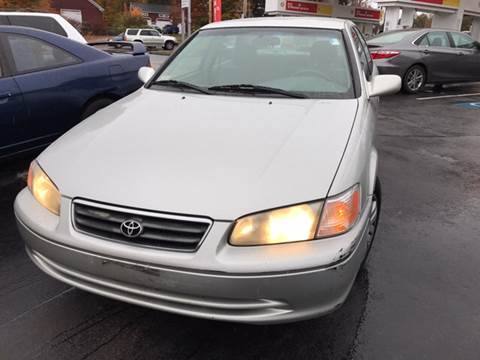 2001 Toyota Camry for sale in Methuen, MA