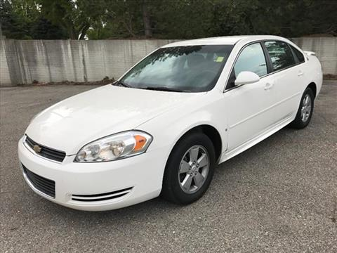 2009 Chevrolet Impala for sale in Ortonville MI