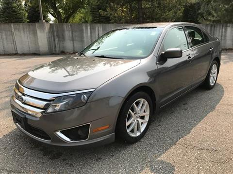 2011 Ford Fusion for sale in Ortonville, MI