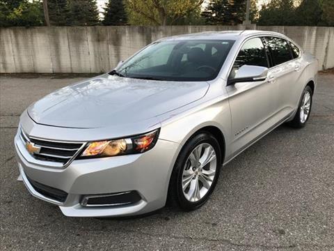 2014 Chevrolet Impala for sale in Ortonville, MI