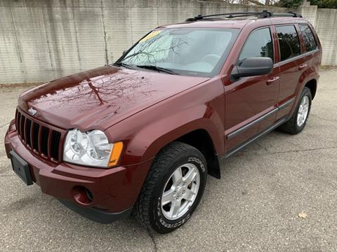 2007 Jeep Grand Cherokee for sale in Ortonville, MI