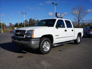 2005 Chevrolet Silverado 1500 for sale in Ortonville, MI