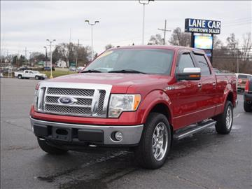 2010 Ford F-150 for sale in Ortonville, MI