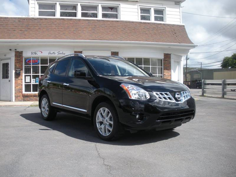 2013 Nissan Rogue AWD SV w/SL Package 4dr Crossover - Luzerne PA