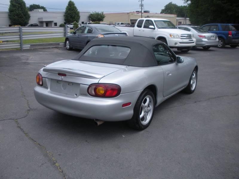 1999 Mazda MX-5 Miata 2dr Convertible - Luzerne PA