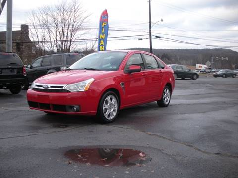 2008 Ford Focus for sale in Luzerne, PA