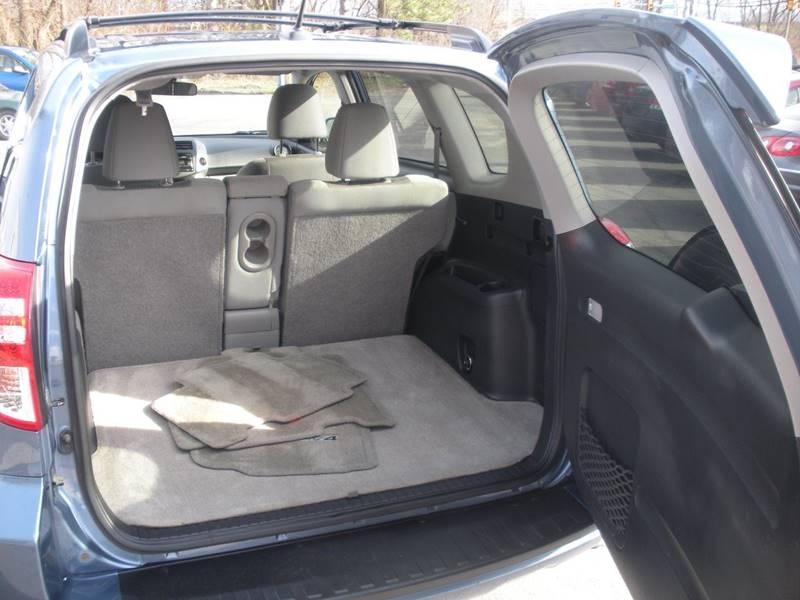 2012 Toyota RAV4 4x4 4dr SUV V6 - Luzerne PA