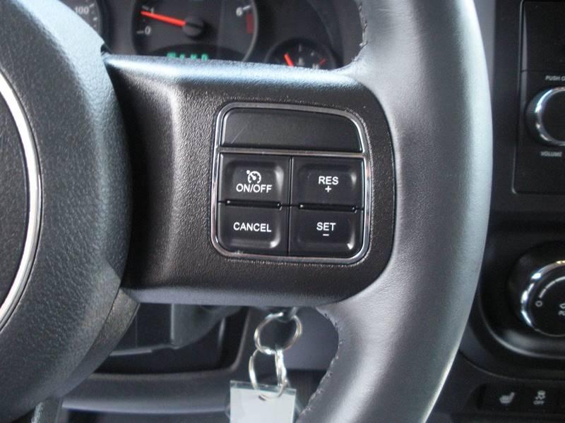 2013 Jeep Patriot 4x4 Latitude 4dr SUV - Luzerne PA