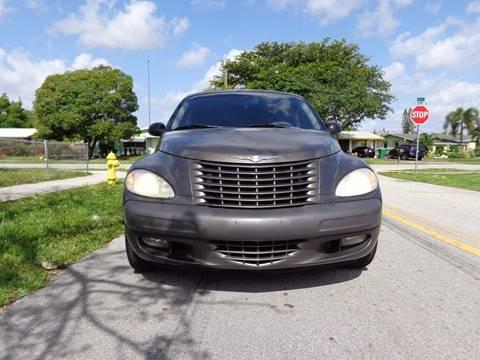 2001 Chrysler PT Cruiser for sale in Lauderhill, FL