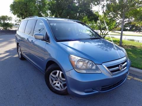 2005 Honda Odyssey for sale in Lauderhill, FL