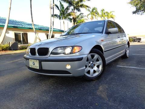 2003 BMW 3 Series for sale in Lauderhill, FL