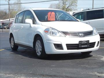 2012 Nissan Versa for sale in Cleveland, OH