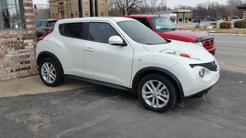 2013 Nissan JUKE for sale in Clay Center, KS