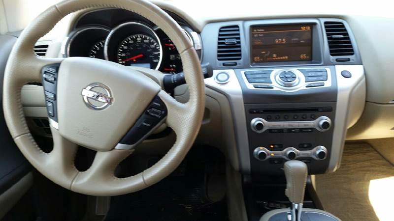 2013 Nissan Murano AWD SV 4dr SUV - Clay Center KS